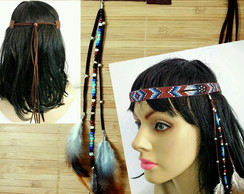 Headband Native American