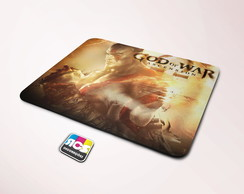 Mouse Pad God of War M057 22x18