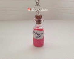 Colar Elixir da Vida - Harry Potter