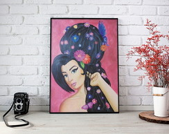 Poster Amy Winehouse A3