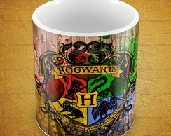 Caneca Harry Potter - Mural
