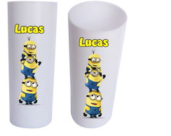 Copo Long Drink Minions