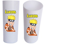 Copo Long Drink Naruto