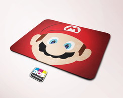 Mouse Pad Super Mario Bros M084 22x18