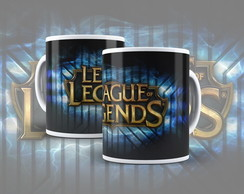Caneca Personalizada League of Legends