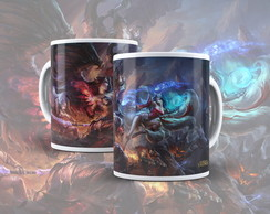 Caneca League of Legends LOL