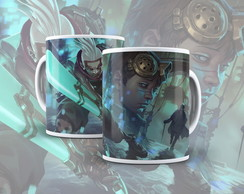 Caneca League of Legends - Zed
