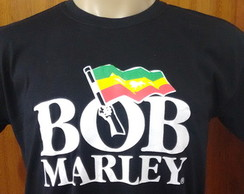 Camiseta Bob Marley Root Wear
