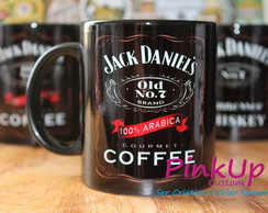 Caneca Customizada Jack Daniel's Coffee