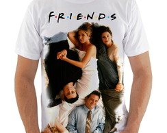Camiseta - Série Friends