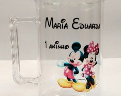 caneca mickey minnie