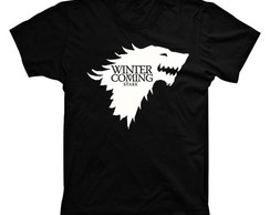 Camiseta GOT Stark Game of Thrones