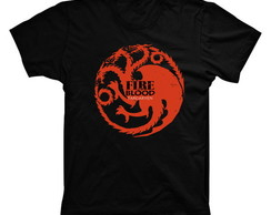Camiseta GOT Targaryen Game of Thrones