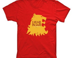 Camiseta GOT Lannister Game of Throne