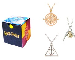 Kit Festa Harry Potter - 1 Cx Surpresa + 1 Colar !