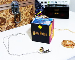 Kit Festa Harry Potter - 10 Cx Surpresa + 10 Colares !