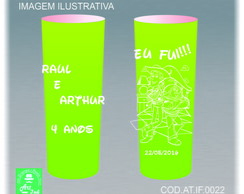 Copo Long Drink 350ml Personalizado