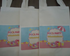 Ecobag Pool Party (30x40)