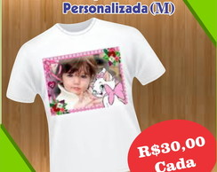 Camisa Baby Look
