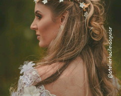 Tiara ou headpiece