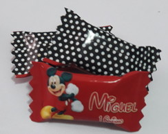Balinha Personalizada do Mickey