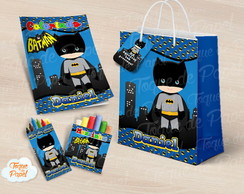 Kit colorir batman cute