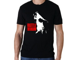 Camiseta U2 Rattle And Hum