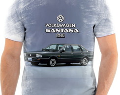 Camiseta Carro Santana 3d Full Hd 04