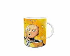 Caneca Anime One punch man