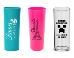 COPO 350ML LONG DRINK PERSONALIZADO