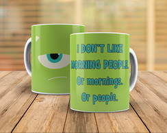 Caneca Morning People
