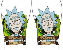 Chinelo Rick and Morty 2 Personalizado