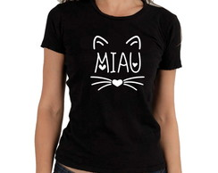Camisetas Cats Dogs Miau