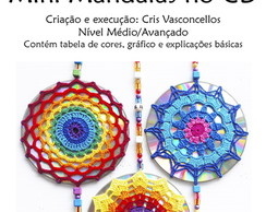 Receita - Mini Mandalas no CD