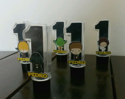 Tubete N° 1 Star Wars