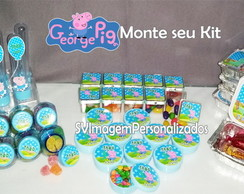 Monte seu Kit George Pig