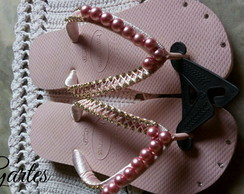 Chinelo customizados