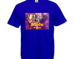 Camiseta Personalizada Ever After High