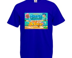Camiseta Personalizada Bubble e Guppies