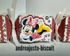 CAIXA BALA DA MINNIE DE SCRAP