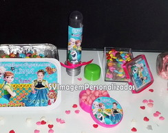Monte seu Kit Frozen Fever