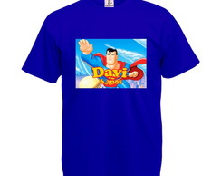 Camiseta Personalizada Superman