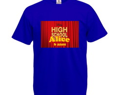Camiseta Personalizada High School Musical