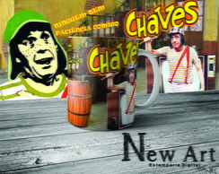 Caneca Chaves El Chavo