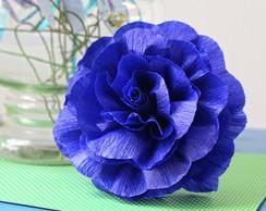 Flores De Papel Crepom Elo7