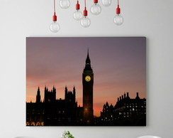 Quadro Decorativo Londres 70x100