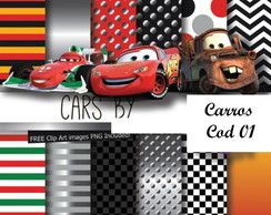PAPEL DIGITAL CARROS
