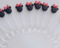 Mini Colheres Minnie