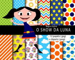 Kit Digital - O show da Luna