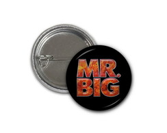 Botton Mr. Big - 2,5cm